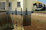 Sottofondazione con pali trivellati Elika, by SYStab