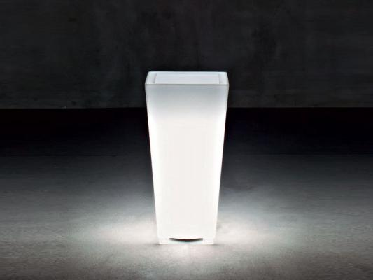 Vaso luminoso Kabin Light di Serralunga