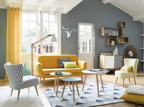 Colori e complementi Maisons du Monde per l'Home Staging