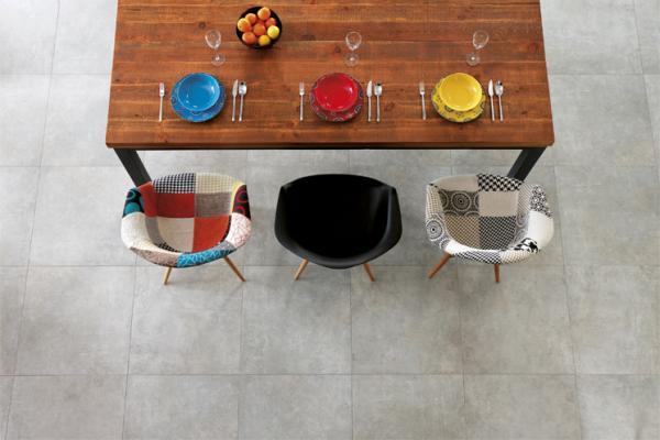 Posa per pavimenti grandi formati, Weber, weberfloor design