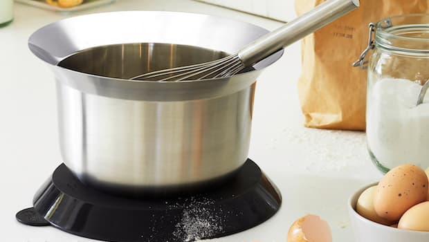 Ciotola in acciaio con coperchio - Fonte foto: Ikea