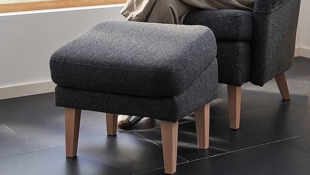 Poggiapiedi Omtaenksam - Fonte foto: Ikea