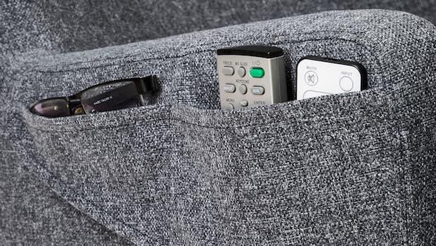 Tasca poltrona Omtaenksam - Fonte foto: Ikea