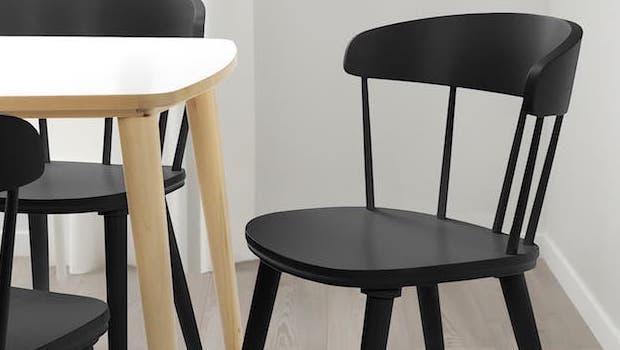Sedia Omtaenksam color antracite - Fonte foto: Ikea