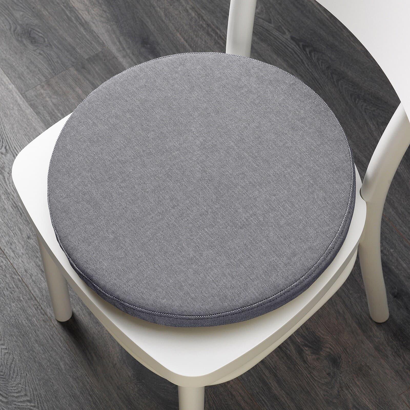 Cuscino rotondo Omtaenksam - Fonte foto: Ikea