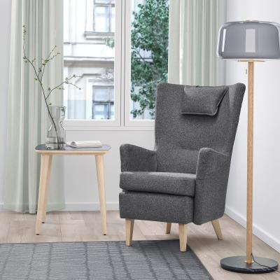 Poltrona Omtaenksam - Fonte foto: Ikea
