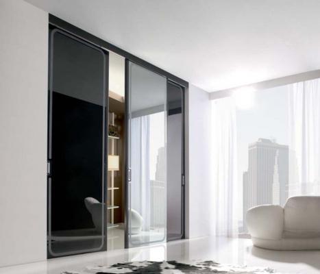 Porta industrial chic Reflex - Foto by Ghizzi & Benatti