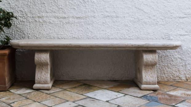 Panca da esterni in stile classico - Foto by Garden House Lazzerini