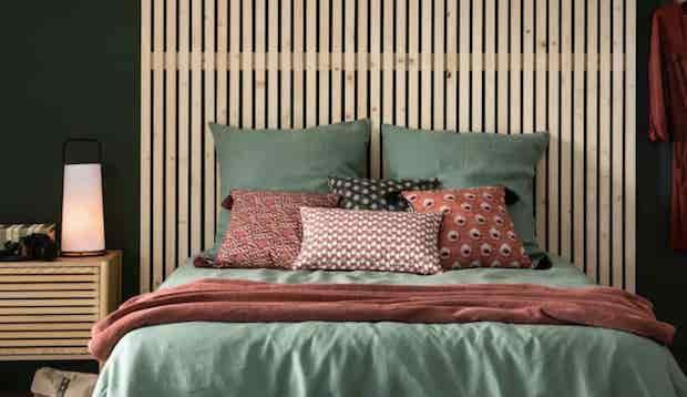 Fodera per cuscino in stile Hanoï - Foto by Maisons Du Monde