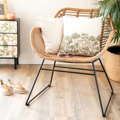 Fodera per cuscino JOYCE, stile Hanoï - Foto by Maisons Du Monde