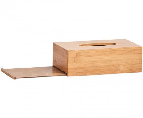 Scatola per fazzoletti in bambù - Foto by Westwing
