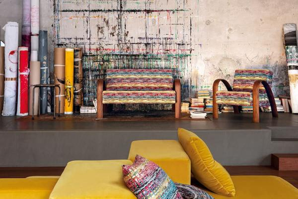 Missoni Home, Modern Iconic: imbottiture - Foto by Missoni