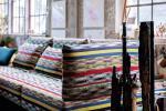 Missoni Home, Modern Iconic: rivestimenti - Foto by Missoni