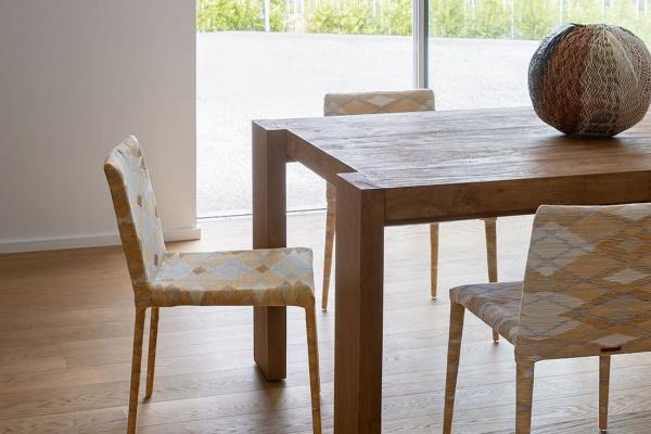 Collezione Missoni Home Terre, sedie - Foto by Missoni