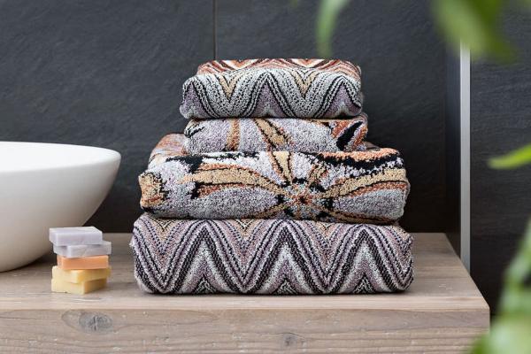 Asciugamani collezione Terre, Missoni Home - Foto by Missoni