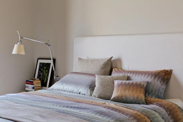 Fodere cuscini, collezione Terre di Missoni Home - Foto by Missoni