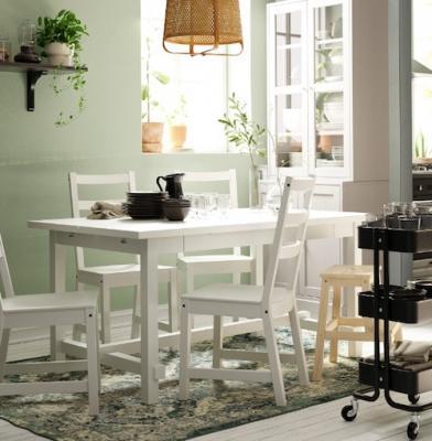 Tavoli da pranzo allungabili, da Ikea