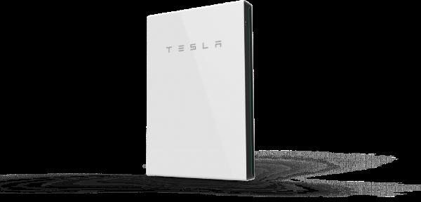 L'accumulatore Tesla Powerwall di Tesla