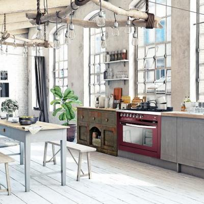 Cucina da appoggio freestanding Lofra