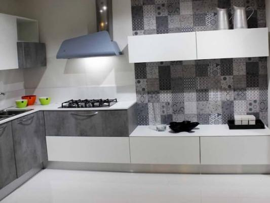 Cucina ad angolo Sunny Berloni