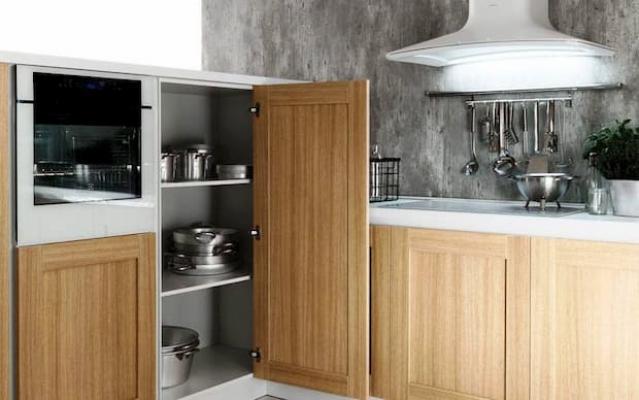 Cucina ad angolo - Mobilturi