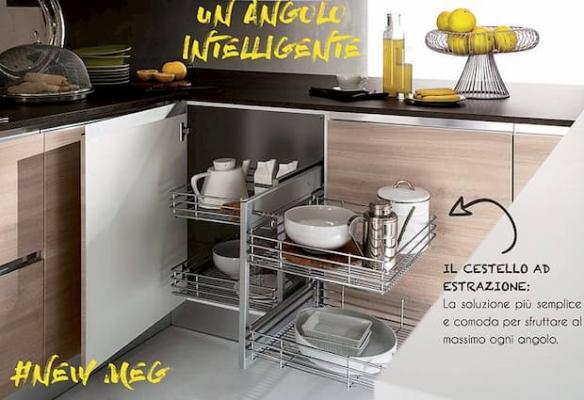 Angolo cucina - Mobilturi