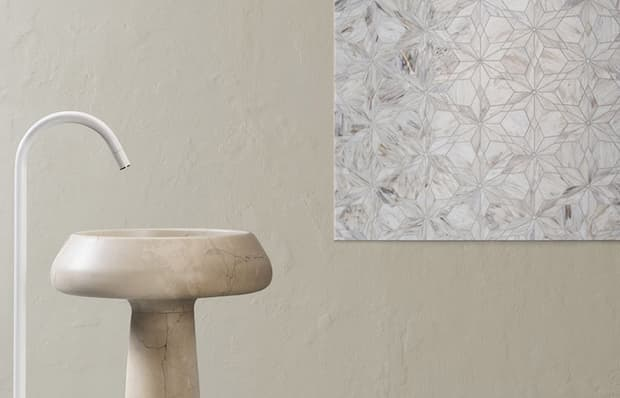 Rivestimenti interni Diamond by Mosaico+