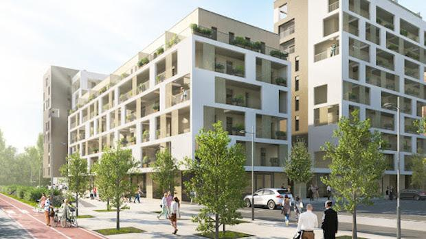 Social housing a Milano, il progetto URBANA New Living