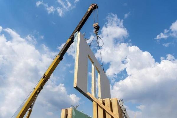 Social Housing: utilizzo di moduli prefabbricati in legno
