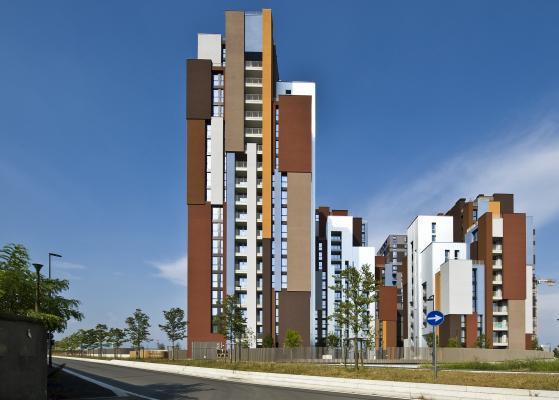 Social Housing a Cascina Merlata, Milano
