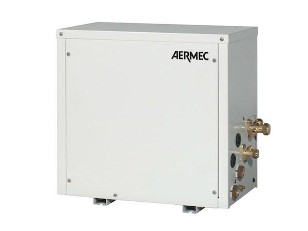 Climatizzatori ad acqua con R410A, da Aermec
