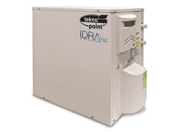 IDRA, il climatizzatore a scomparsa DC Inverter di Teknopoint