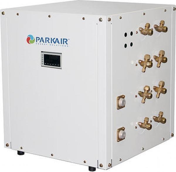 Condizionatori ad acqua: unità motocondensante, da Parkair