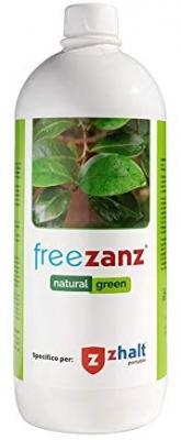 FreeZanz Natural Green concentrato