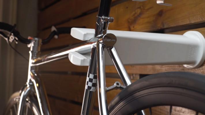 Supporto a parete per bici da interno Cool Bike Rack