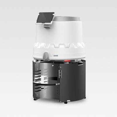 Corob, macchina dispensatrice FIRST1-TX  per l'uso del tintometro