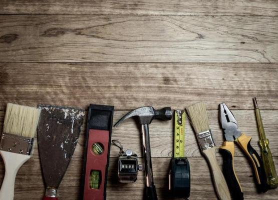 Utensili da lavoro, legno