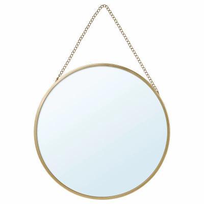Specchio tondo, IKEA, Lassbyn