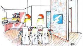 Idee d'arredo per la zona pranzo moderna e funzionale