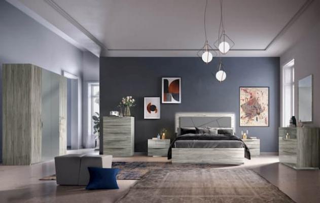 Camera letto Diana Collection - Euro Design