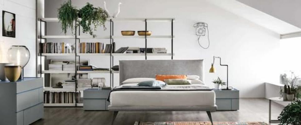 Disposizione camera letto Bravo Tomasella
