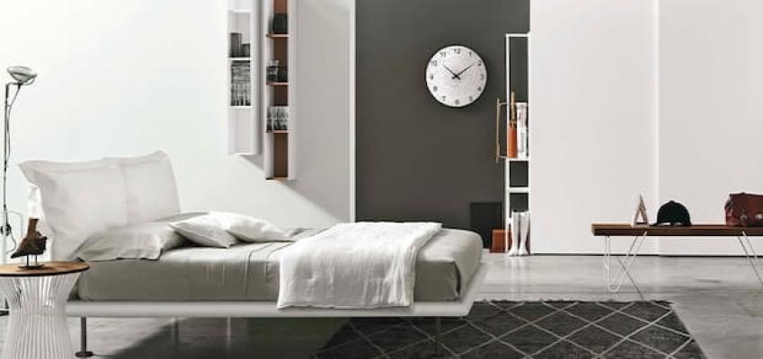 Disposizione camera letto Dream Tomasella