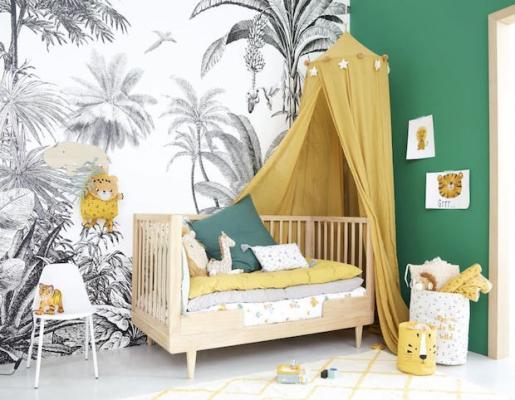 Camerette per neonati: letto regolabile, da Maisons du Monde