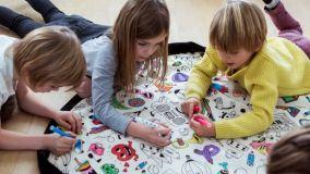 Tappeti gioco per bimbi di tutte le età