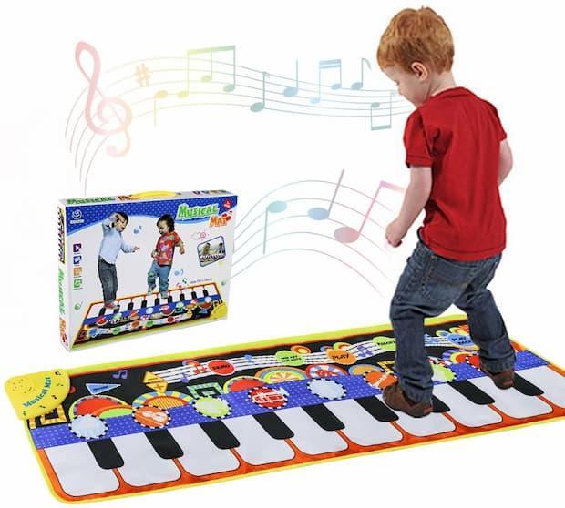Tappeto musicale per bambini su Amazon