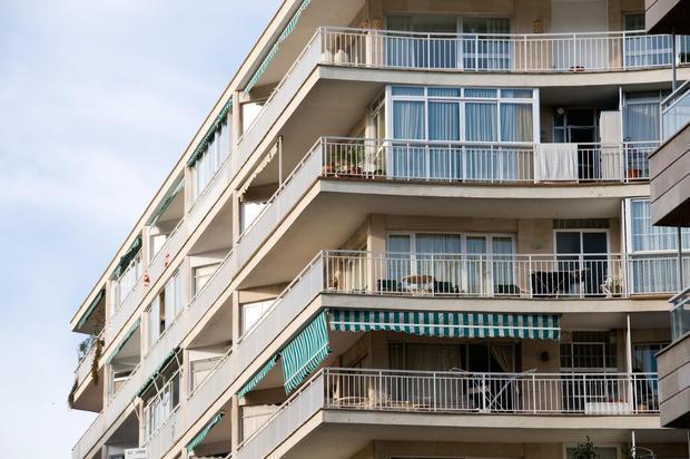 Divisione spese balconi
