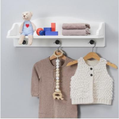 Mensola e appendiabiti Solgul di Ikea