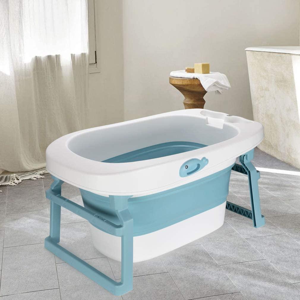 Vaschetta da bagno per bimbi di Fascol 3 in 1 su Amazon