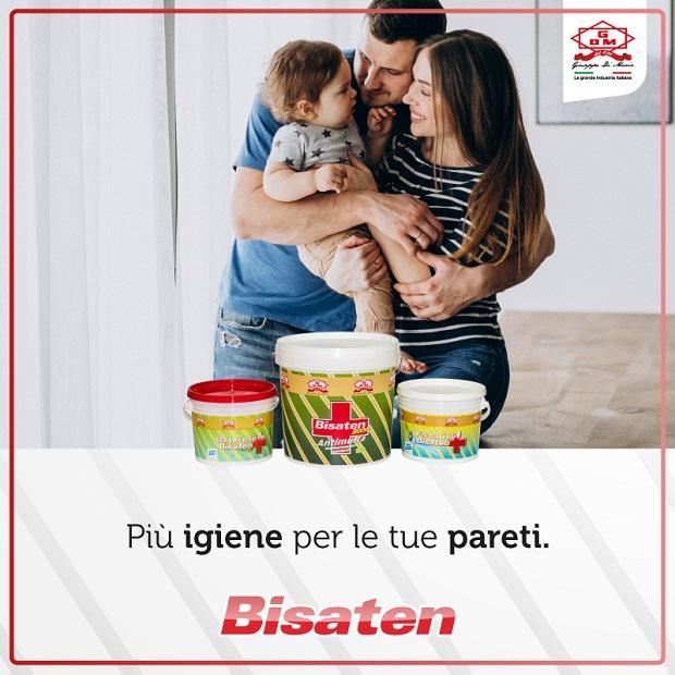 Ciclo di sanificazione Bisaten