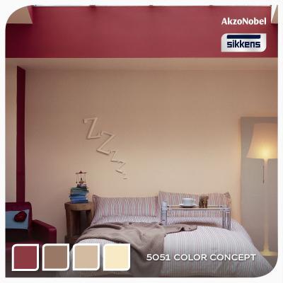 Pittura sanificante colori disponibili Sikkens